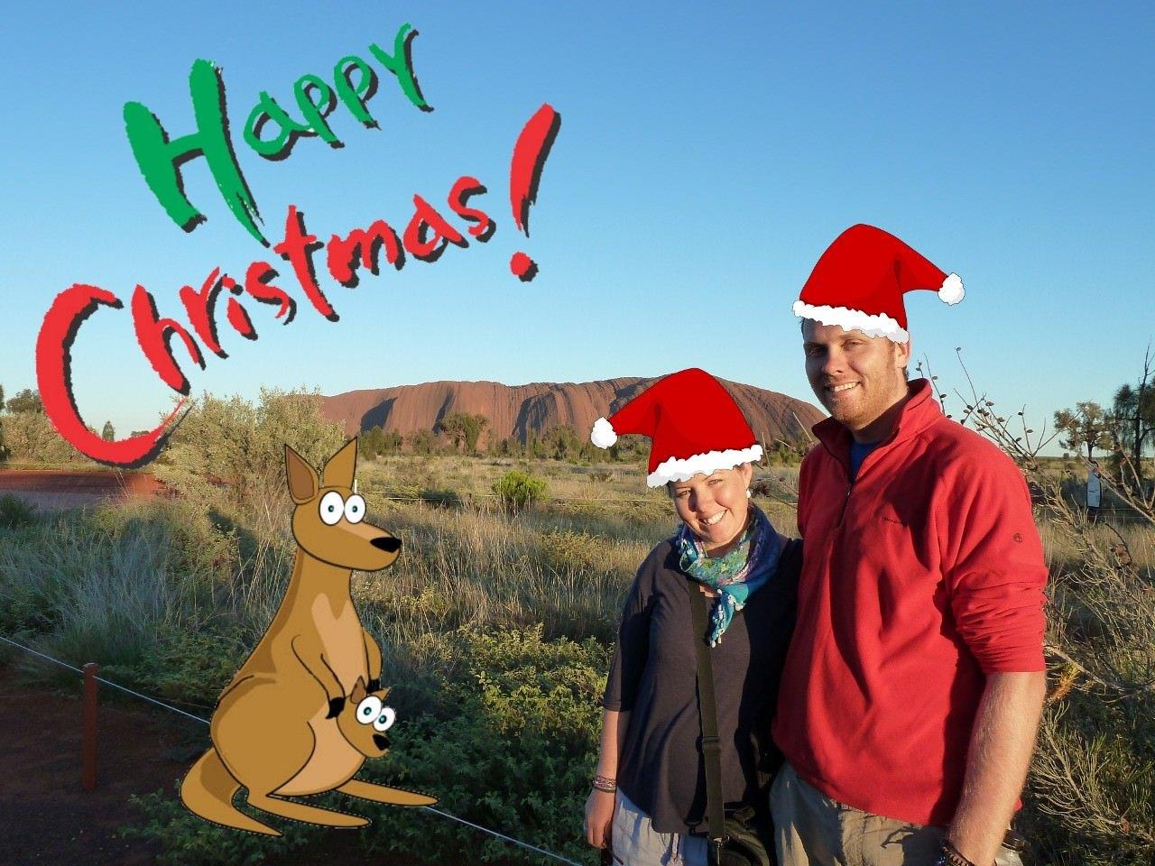 Happy Christmas from Australia