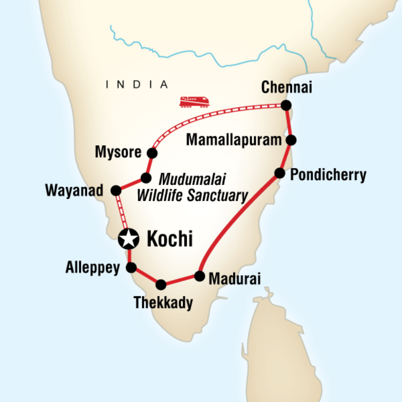 Best of Southern India