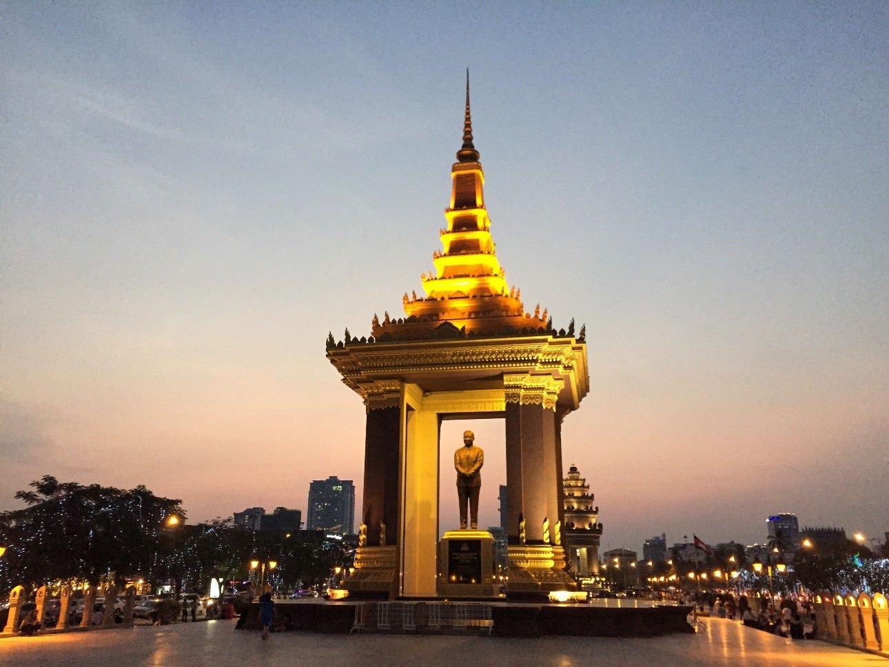 Phnom Penh Nothing But Blue Skies