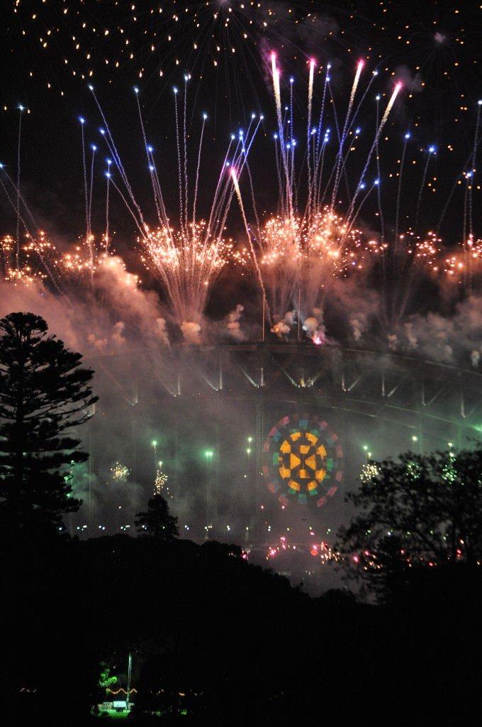 New Years Eve 2011, Sydney
