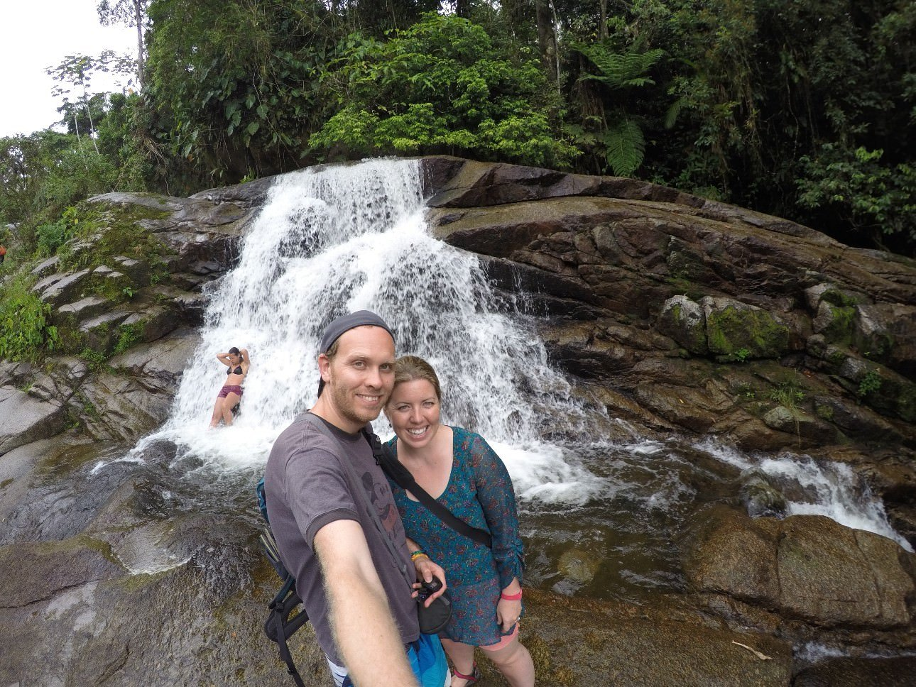 Paraty waterfalls & cachaca