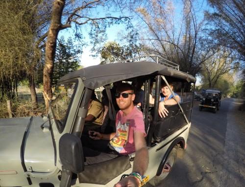 Around the World in 360° Degrees GoPro Selfie