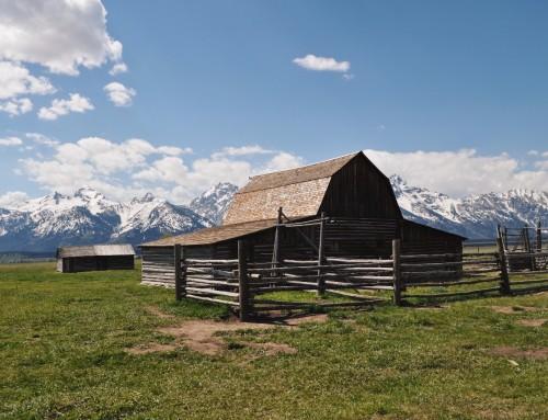 Grand Teton, Yellowstone & Glacier National Parks