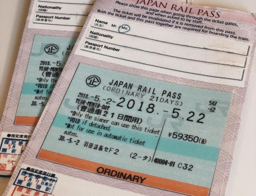 How to travel Japan by train
